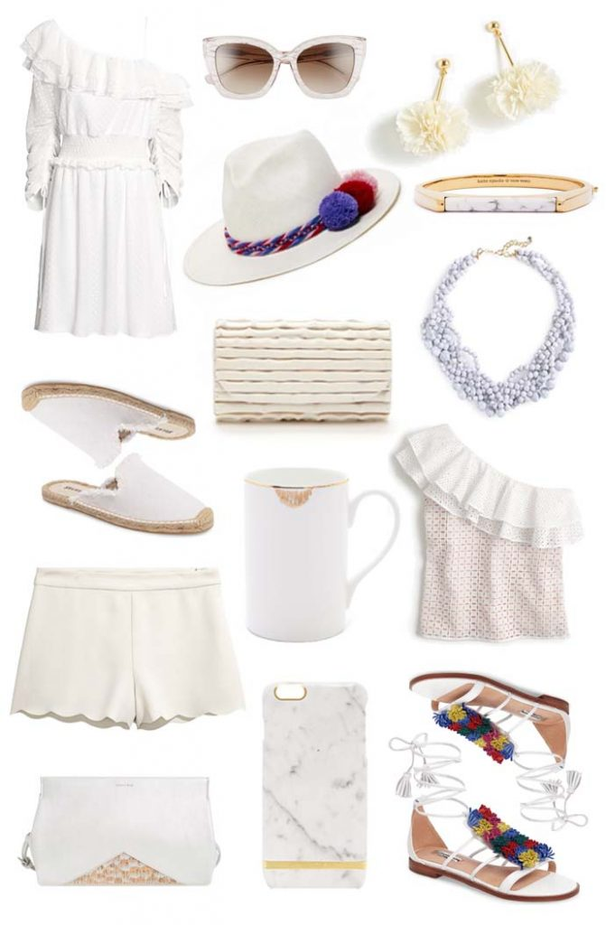 Summer White Outfit Inspiration @rachmccarthy7