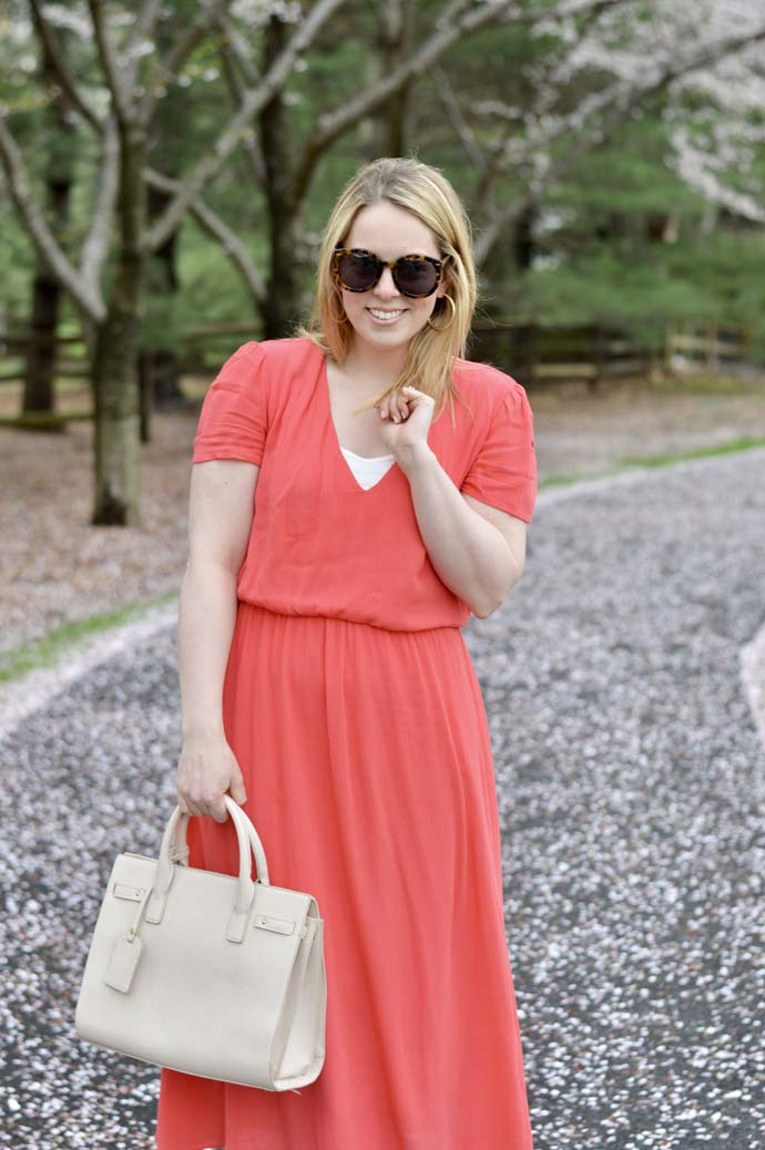 Cute Spring Midi Dress Nordstrom