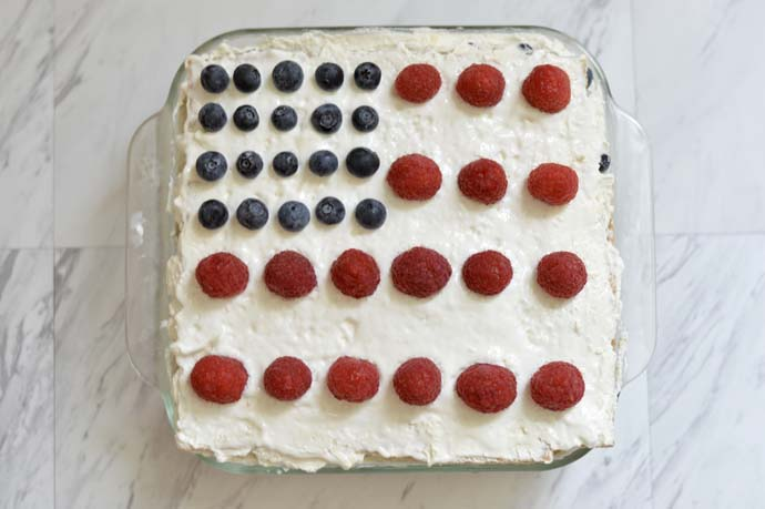 Easy Fourth of July Desserts @rachmccarthy7