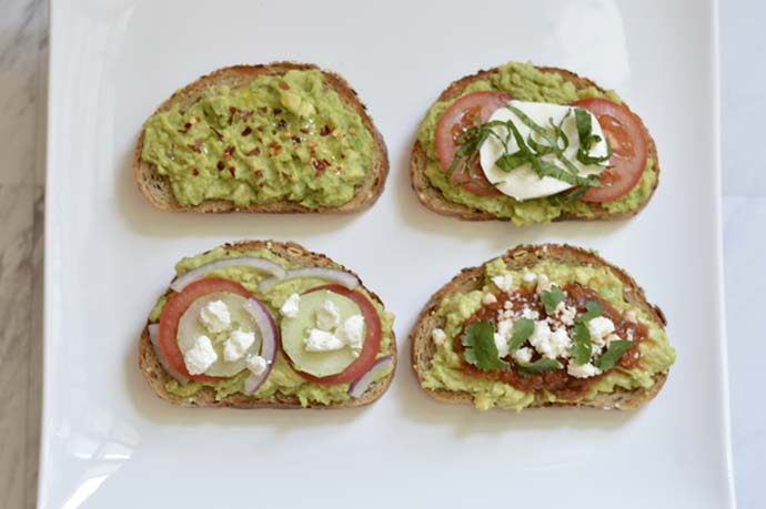 Avocado Toast Recipe @rachmccarthy7
