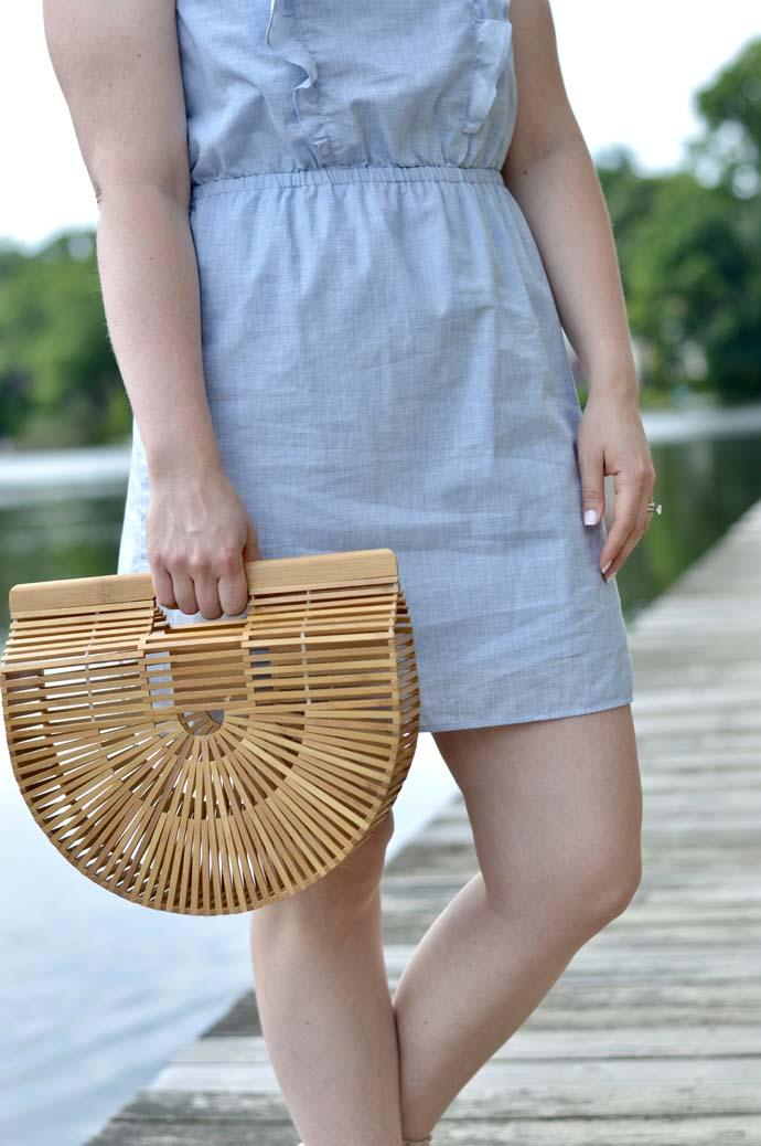 Bermuda Bamboo Bag