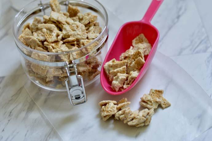 Easy Summer Chex Mix Dessert Recipe @rachmccarthy7
