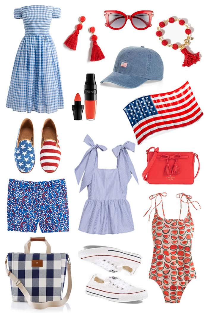Fourth of July Outfit Ideas @rachmccarthy7