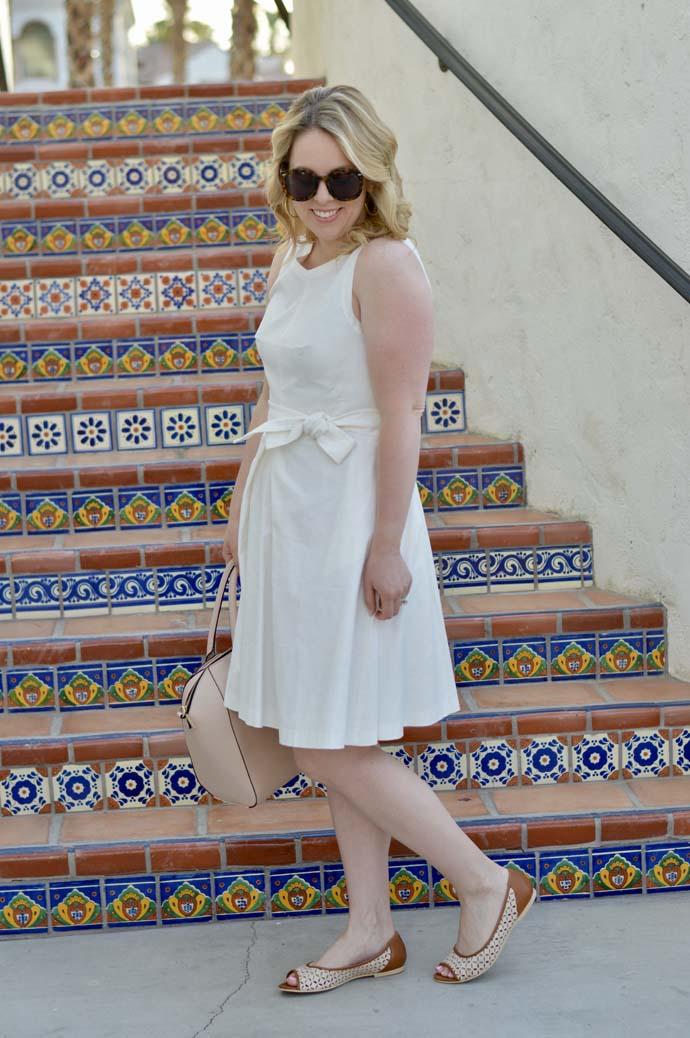 Summer Wear to Work Dress