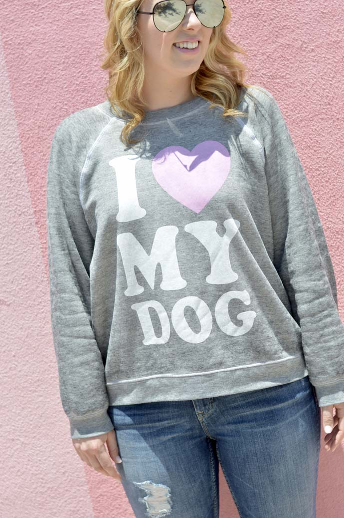 Must Love Dogs Wildfox