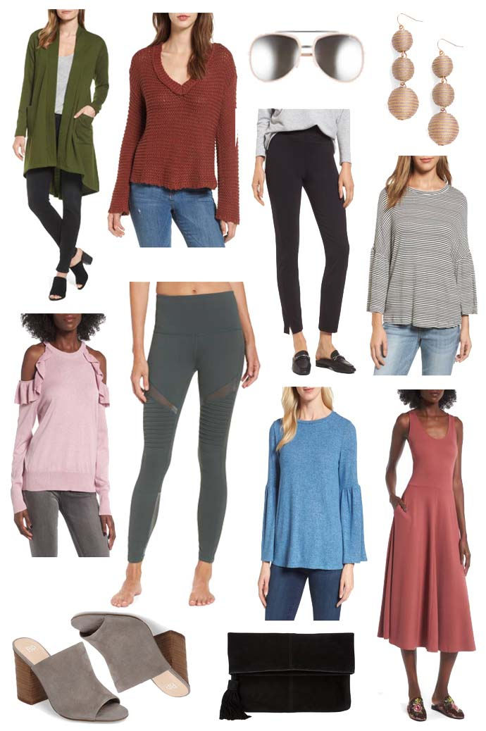 nordstrom anniversary sale: fall fashion under $50