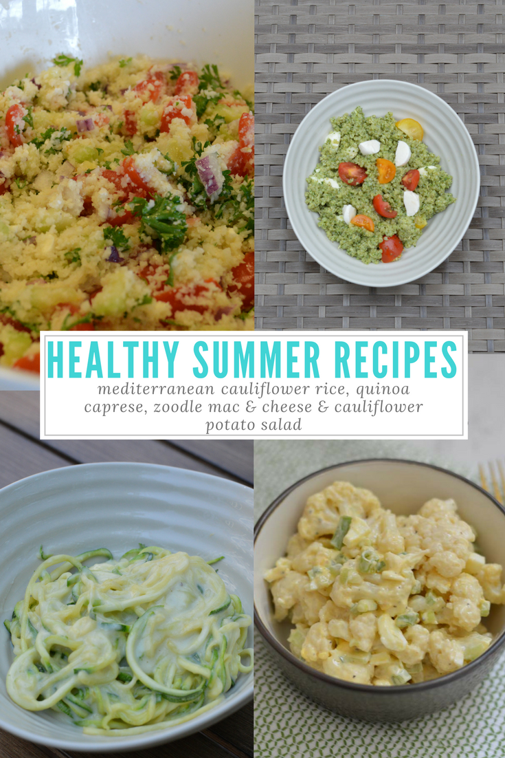 best healthy summer recipes @rachmccarthy7