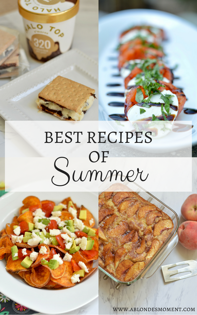 best recipes of summer