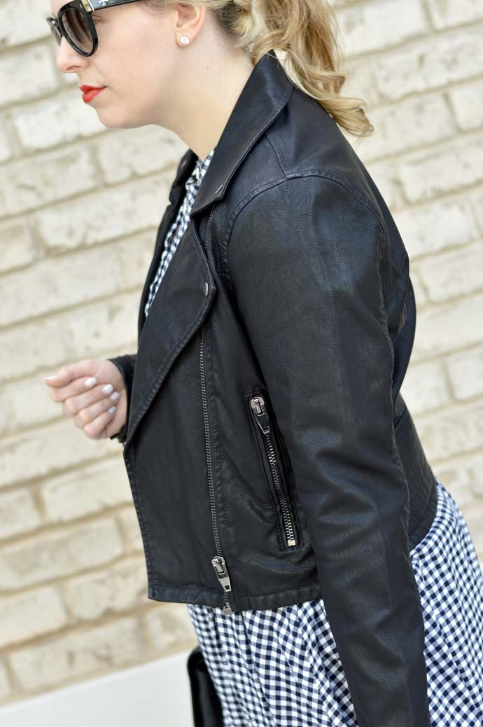 faux leather jacket nordstrom