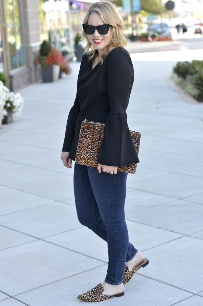 how to accessorize with leopard