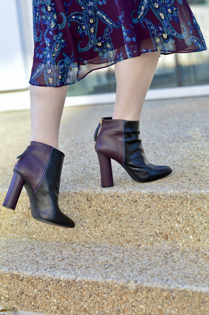 cabi ankle boots