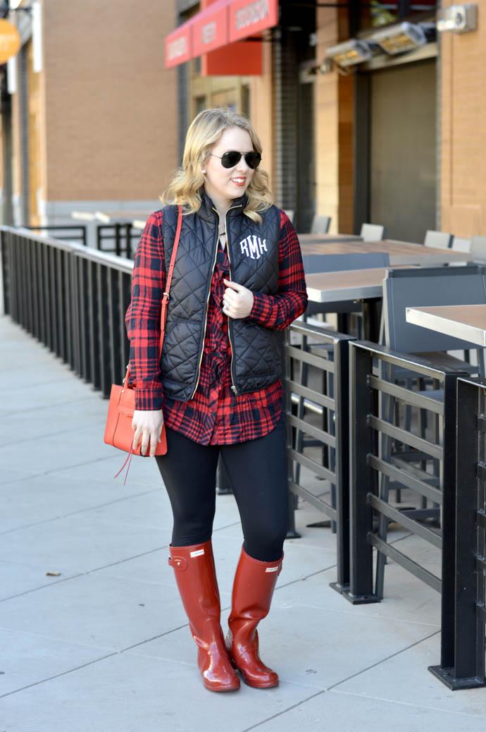 marleylilly monogrammed vest