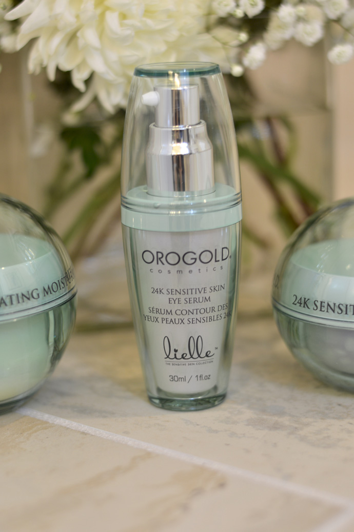 orogold cosmetics eye serum review