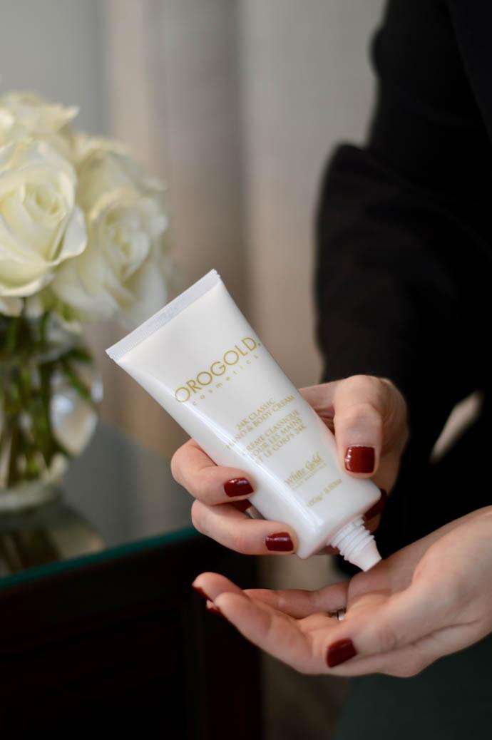 hand cream for dry skin