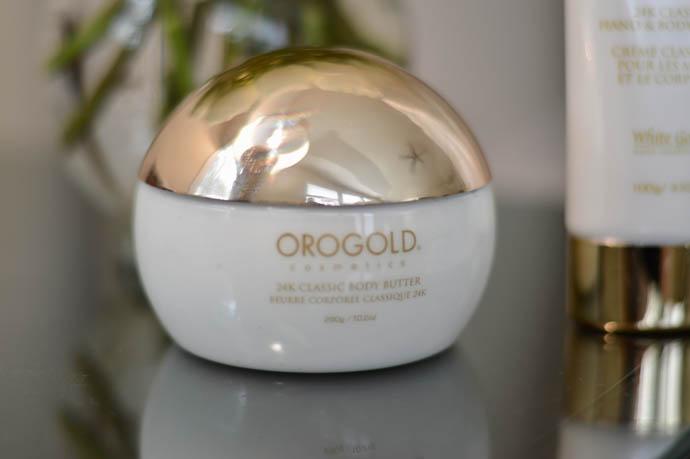 orogold cosmetics 24k body butter