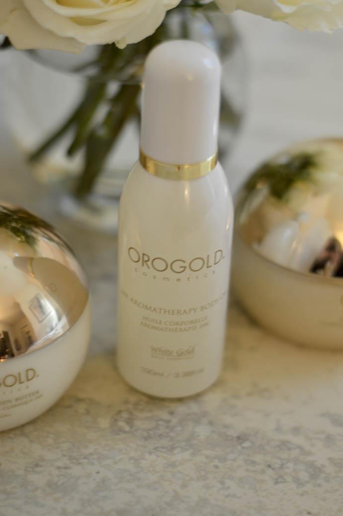 orogold cosmetics 24k body oil