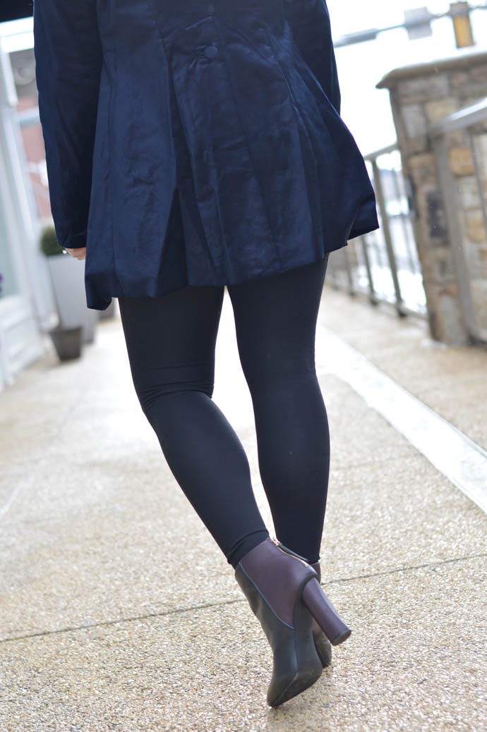 cabi ankle booties