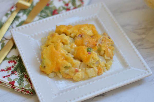 christmas breakfast casserole