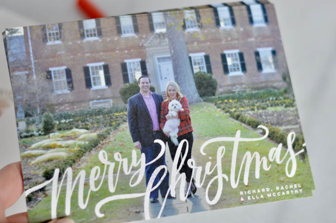 cute christmas cards from minted