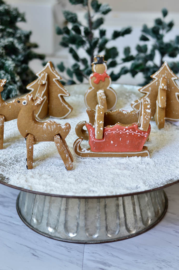 william-sonoma christmas cookie cutters