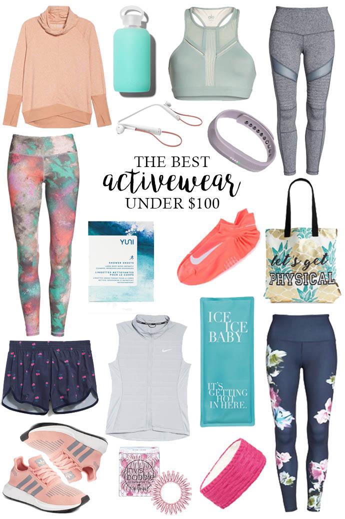 best activewear under 100