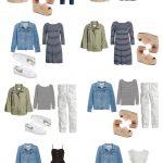 capsule spring wardrobe