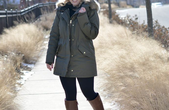 The Perfect Winter Parka
