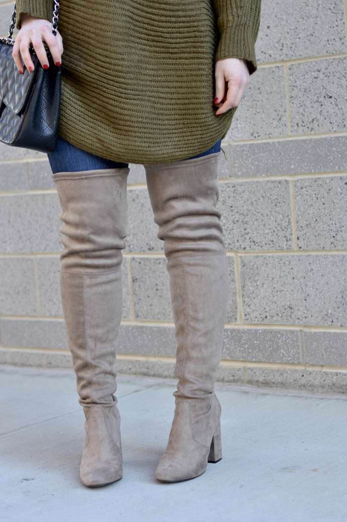Winter Date Night Outfit A Blonde S Moment