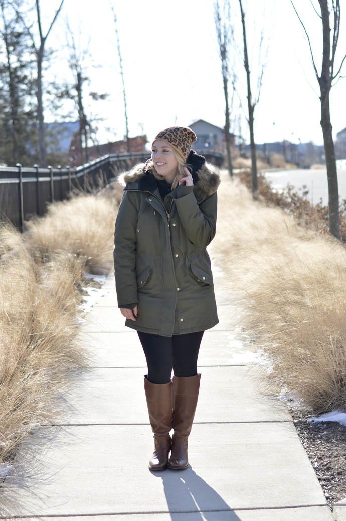 nordstrom winter jacket