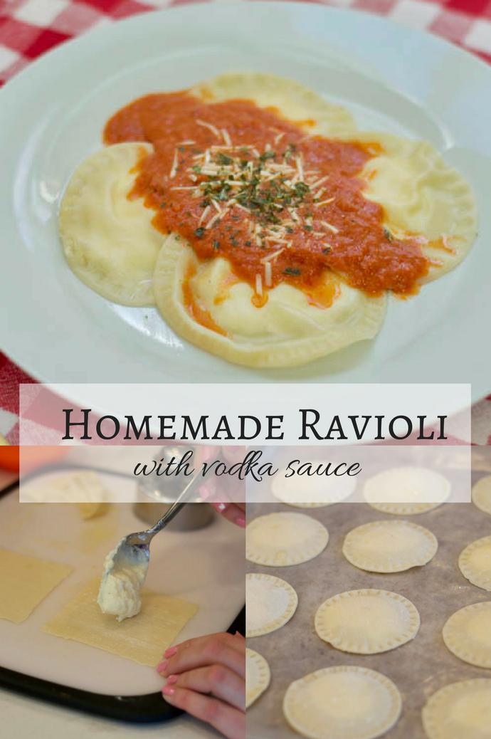 Easy Homemade Ravioli Recipe