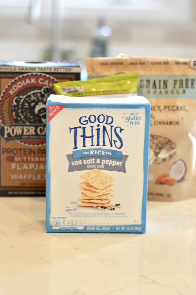 good thins rice crackers