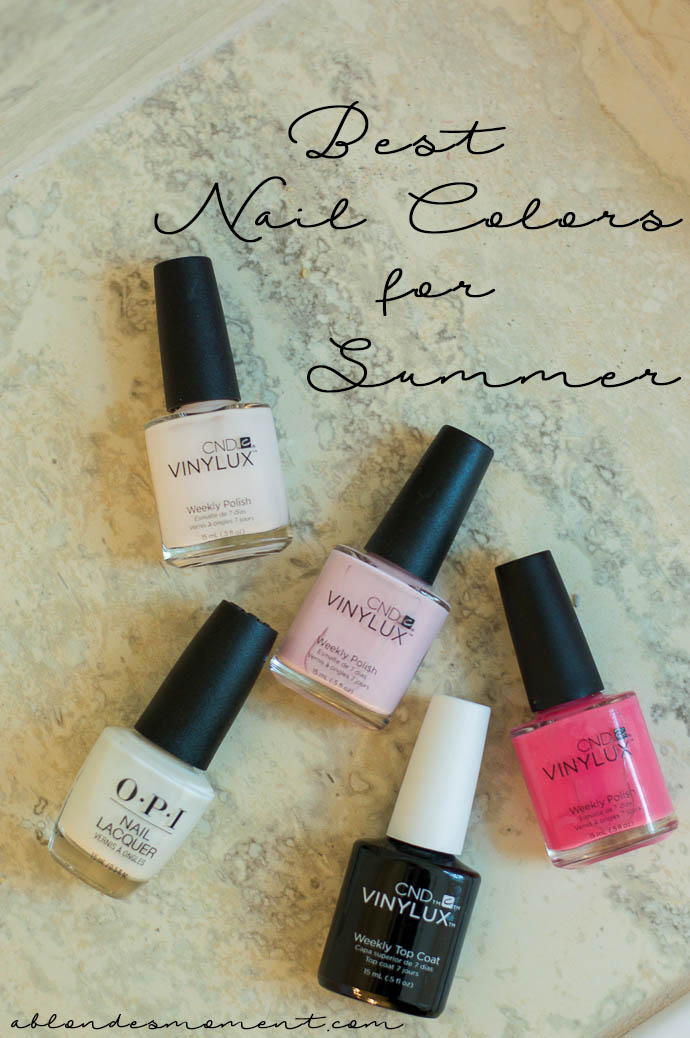 We Know How Difficult It Is To Pick Out The Perfect Nail Polish So